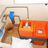 Realizace - změkčení vody farnost Martin