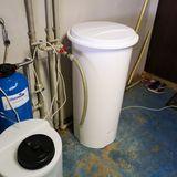 Realizace - změkčení vody a odstranění dusičnanů
