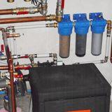Realizace - bezelektrické změkčení vody