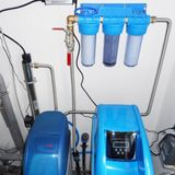 Realizace - odstranění dusičnanů a změkčení