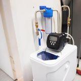 Realizace - změkčení vody PRIMA banka