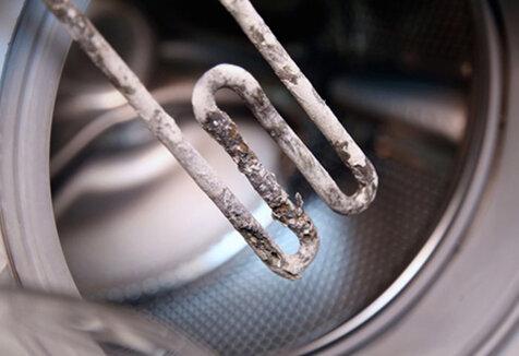 Jak vyčistit pračku od vodního kamene?