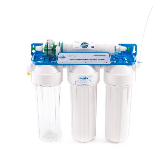 4-stupňový kapilární filtr na vodu FP3-HJ