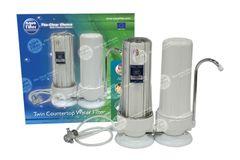 """2-stupňový kuchyňský filtr na vodu FHCTF2 10"""""""