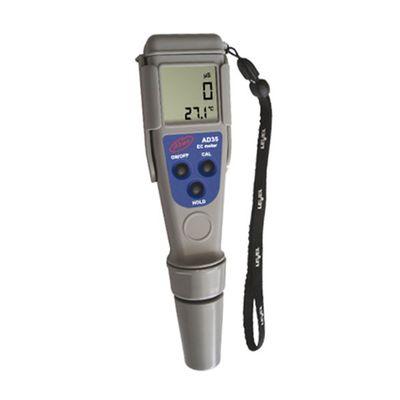 Vodotěsný kapesní měřič vodivosti AD33