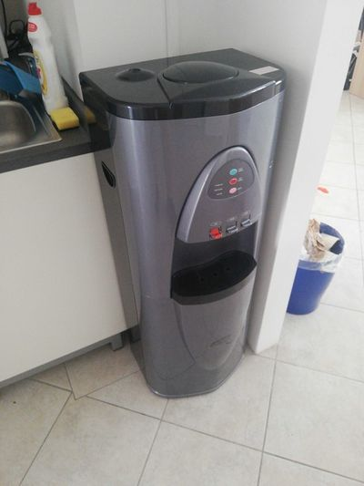 Realizace - výdejník vody Žilina